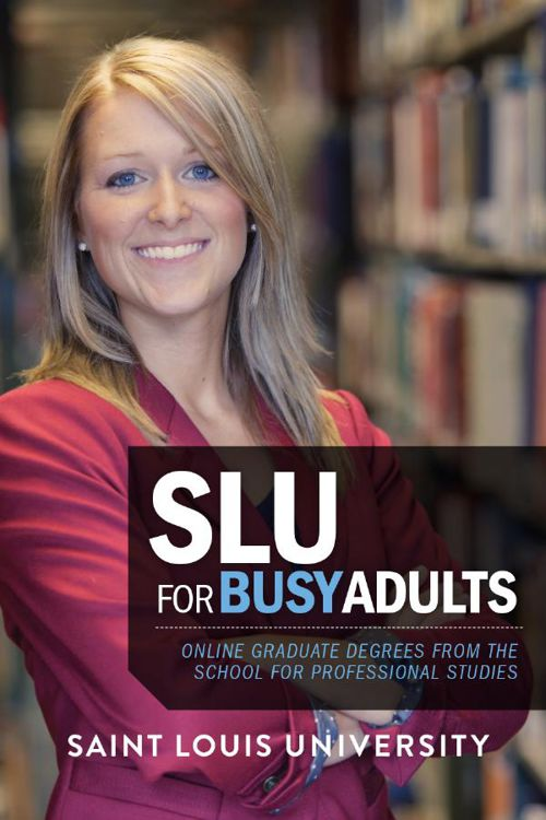 Saint Louis University - Online Master's Degrees