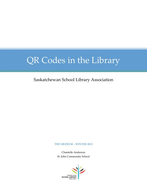 QR Codes In The Library_canderson_spring2013