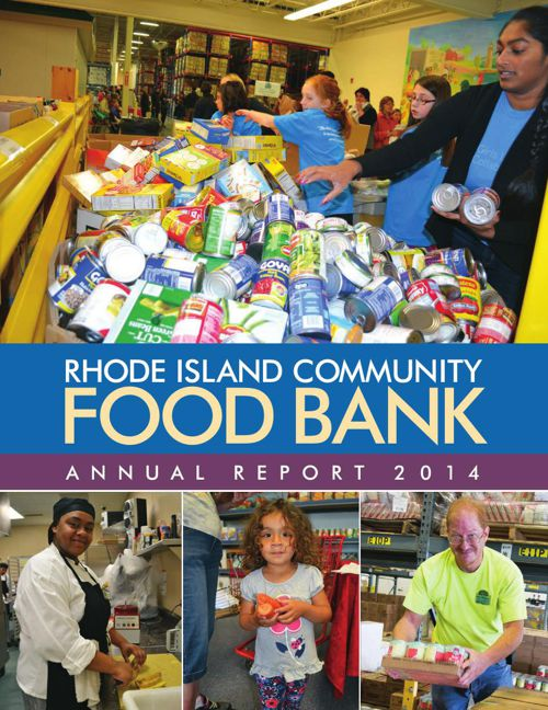 2014 Rhode Island Community Food Bank Annual Report