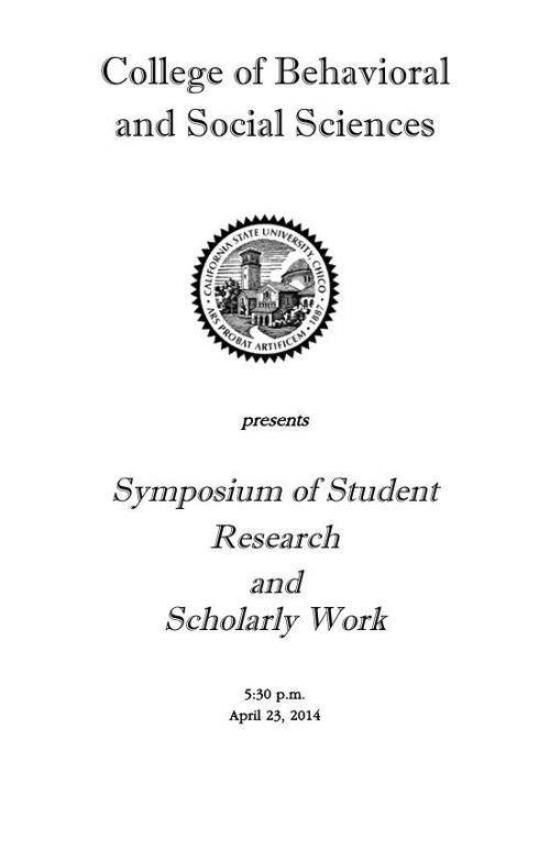 Symposium Program - Website version