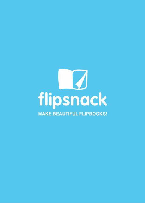 FlipSnack part 4