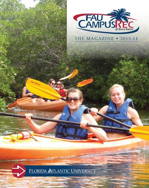 2013-14 Campus Recreation Magazine