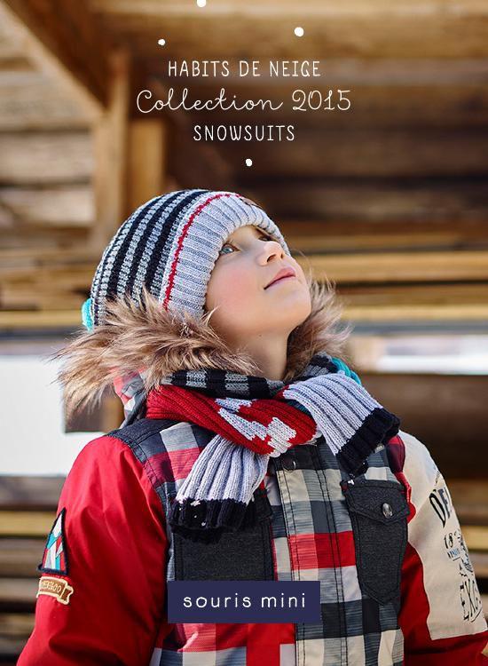 Souris Mini - Habits de neige / Snowsuits Collection 2015