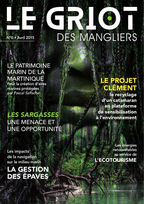Le Griot des Mangliers N°0 Avril 2015