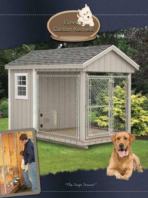 Green's Custom Dog Kennels