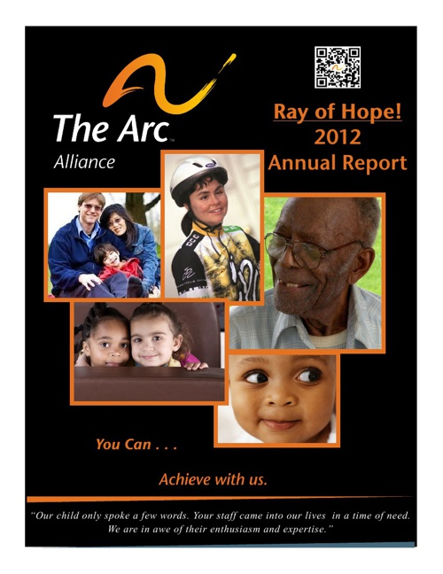 The Arc Alliance 2012 Annual Report