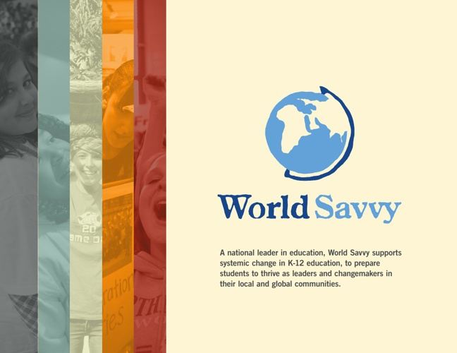 2013 World Savvy End of Year Update