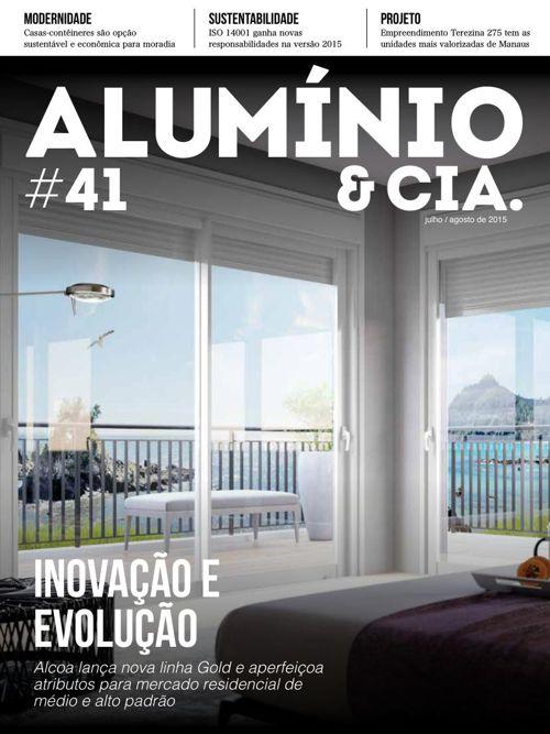 Revista Alumínio & Cia. - Edição #41