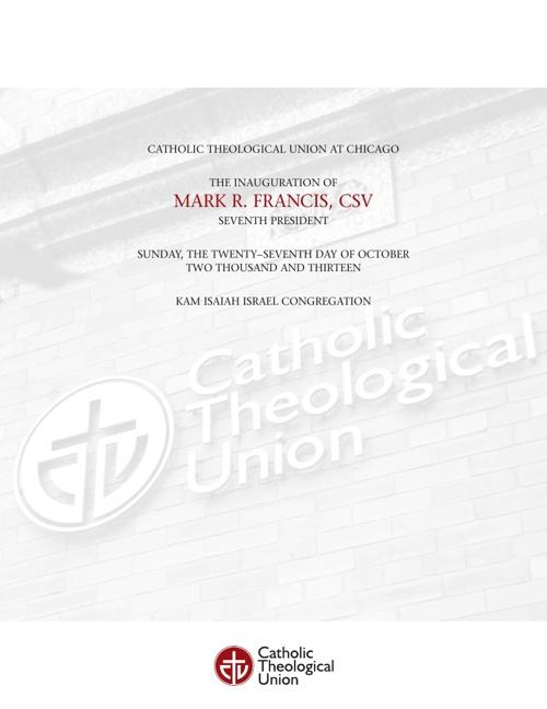 CTU Presidential Inauguration