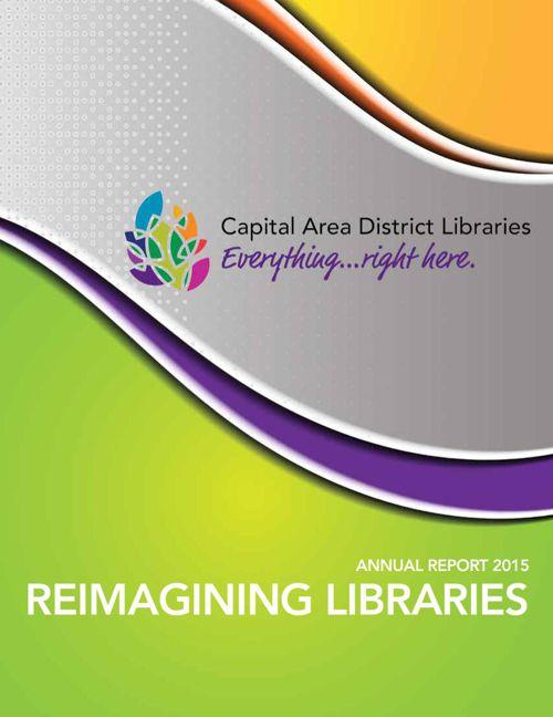 REIMAGINING LIBRARIES