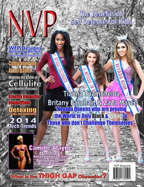 NVP Magazine (Winter 13/14)