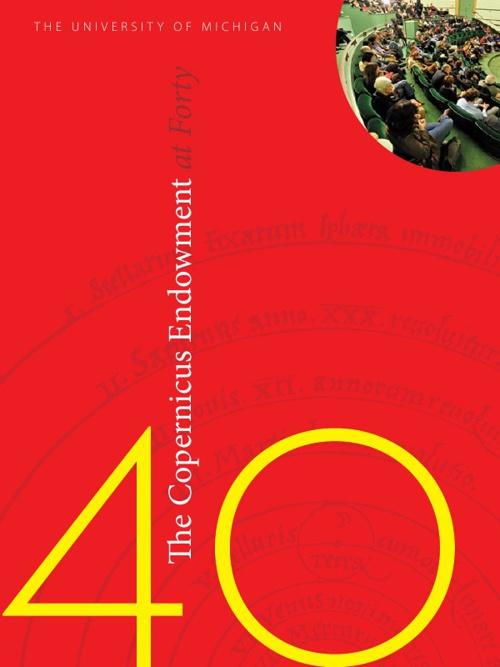 Copernicus Endowment 40th Anniversary