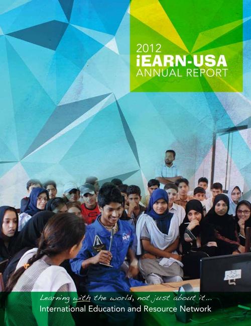 2012 iEARN-USA Annual Report