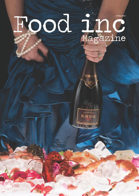 Food inc Magazine - #1 2016