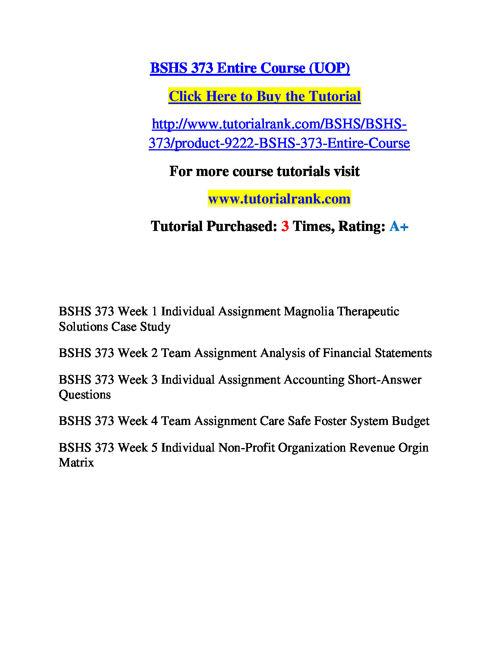 magnolia therapeutic solutions case study essays