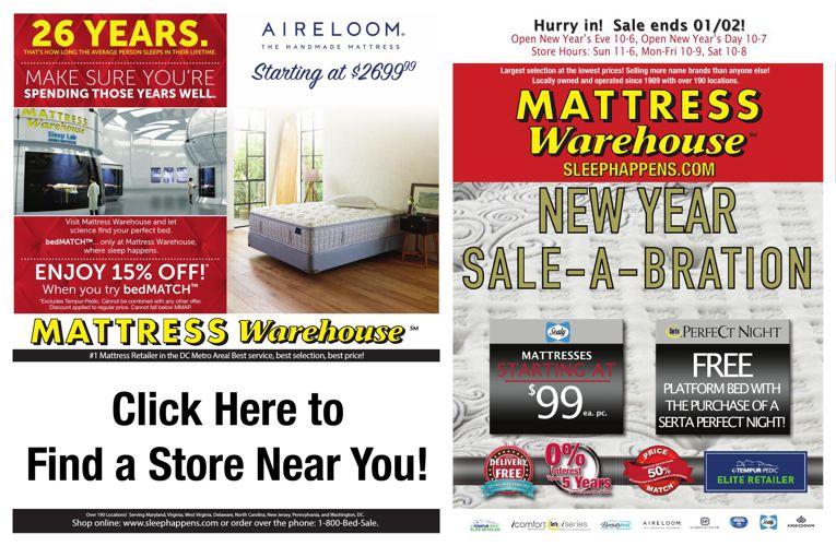 FlipSnack Mattress Warehouse by Mattress Warehouse