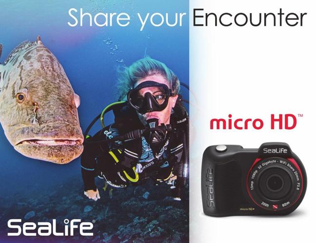 SeaLife Micro HD Underwater Camera
