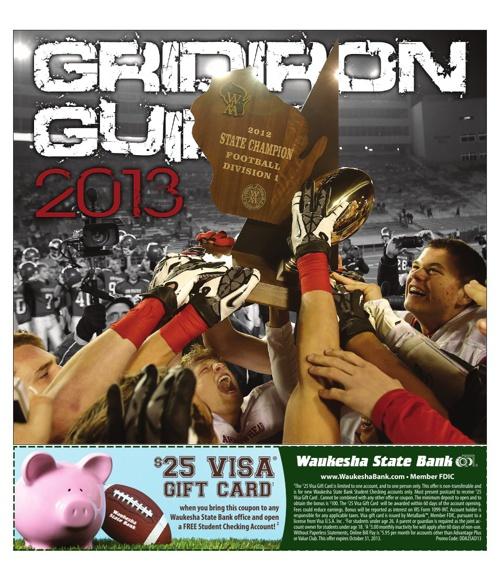 2013 Gridiron Guide