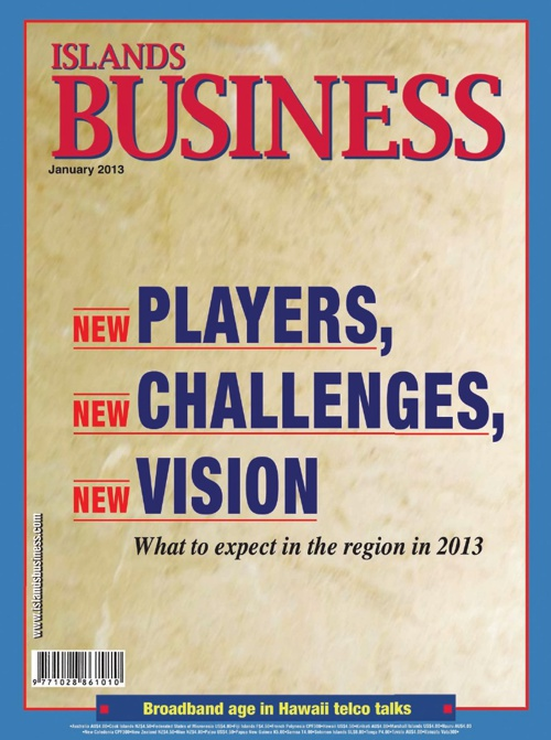 Islands Business January 2013