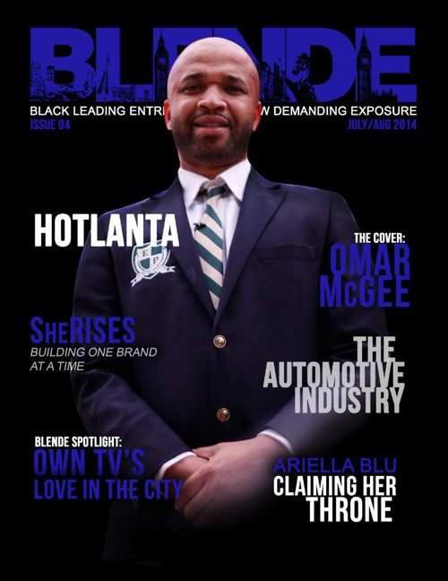 Blende Magazine Issue Four