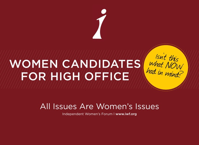 Women Candidates for High Office
