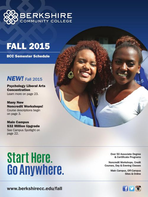 Fall 2015 Semester Schedule