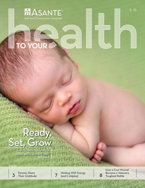 To Your Health - Spring 2015