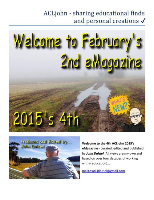 February 2015's 2nd eMagazine - Issue_4