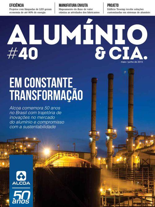 Revista Alumínio & Cia. #40