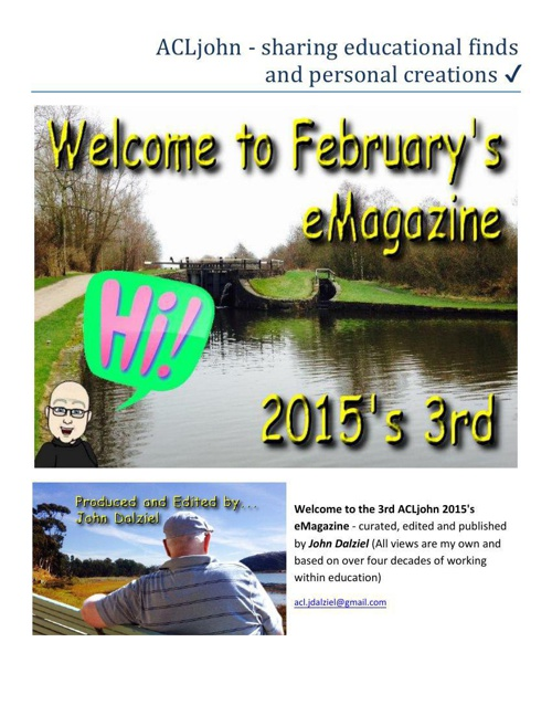 February 2015's eMagazine Issue: 3