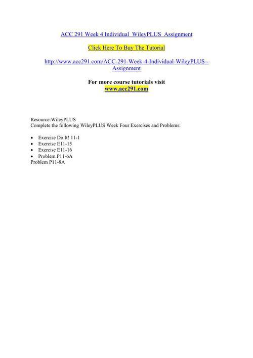 mgt 490 week 3 assignment part