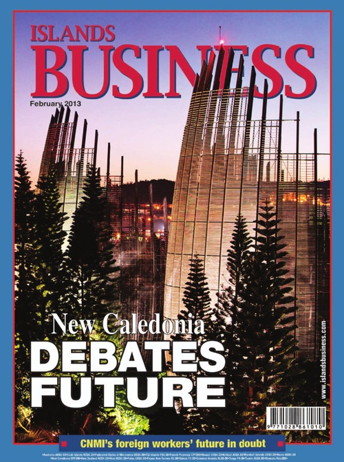 Islands Business February 2013