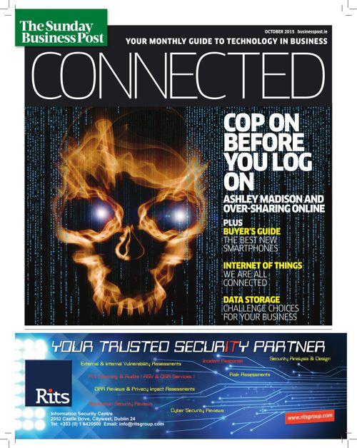 SBP Connected Magazine, October 2015