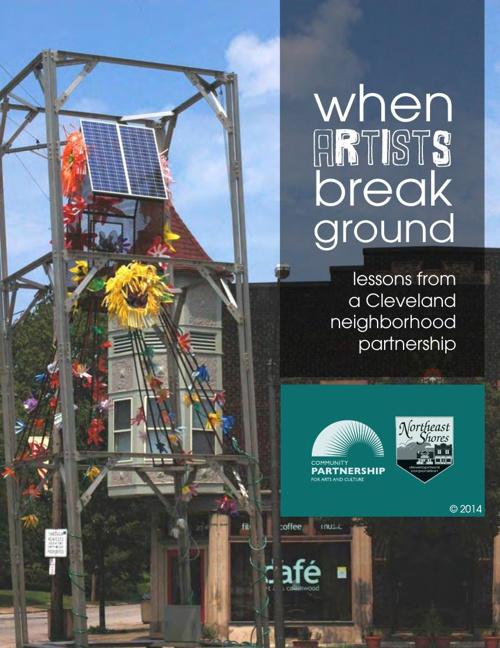 When Artists Break Ground