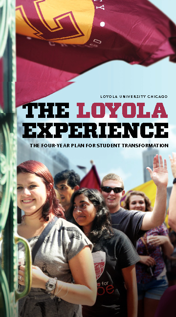 The Loyola Experience: Four Year Plan for Student Transformation