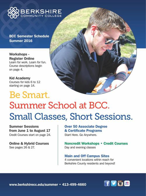 Summer 2015 Semester Schedule