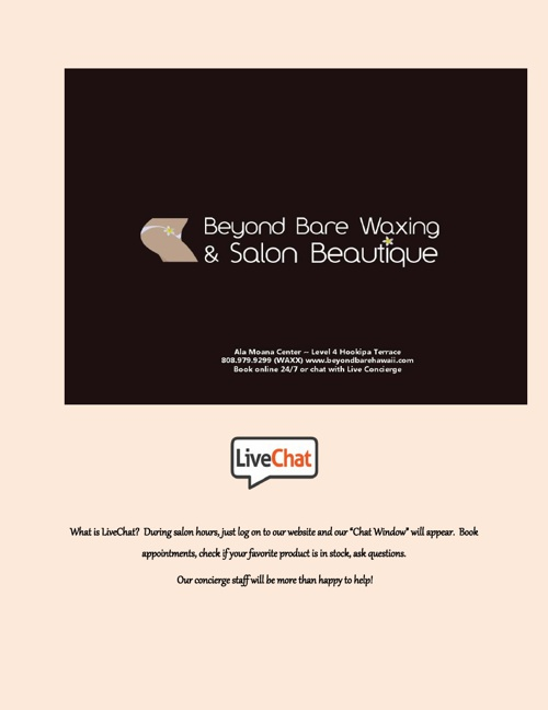 Beyond Bare Waxing & Salon Beautique