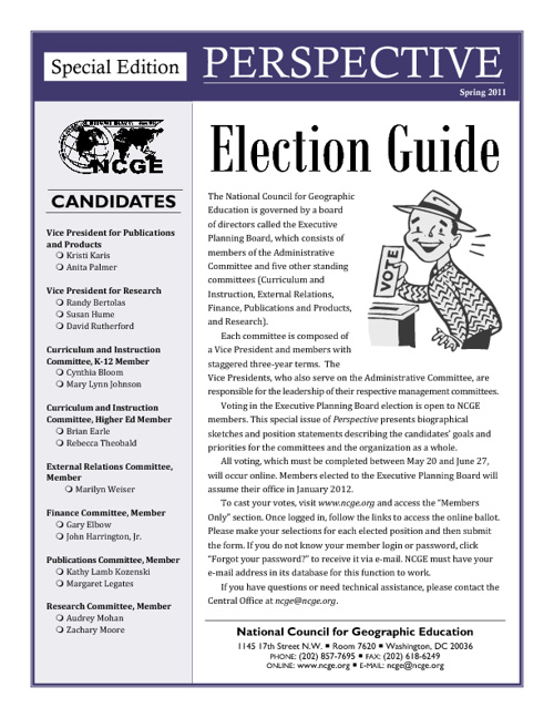 2011 Perspective - Election Special