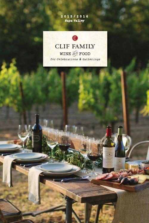 Clif Family Catalog 2015