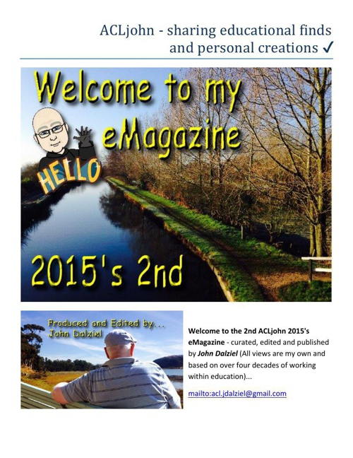 January's eMagazine Issue: 2