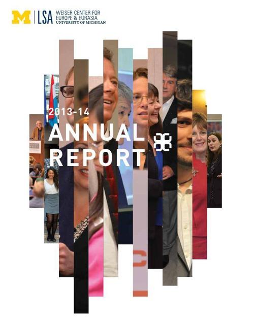 2013-14 Weiser Center Annual Report