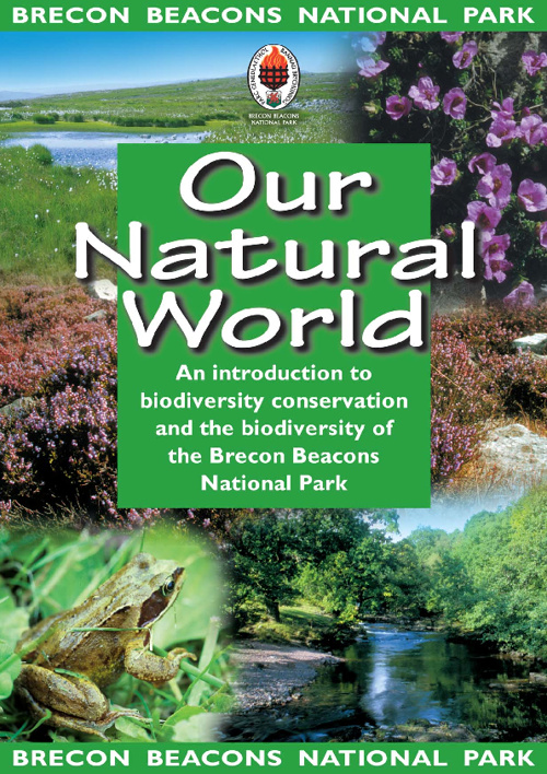 Biodiversity in Brecon Beacons National Park