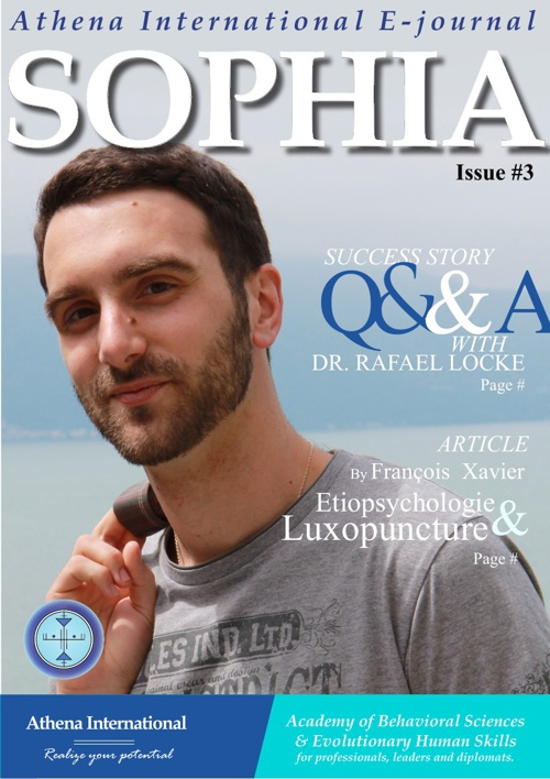 Sophia Issue #3