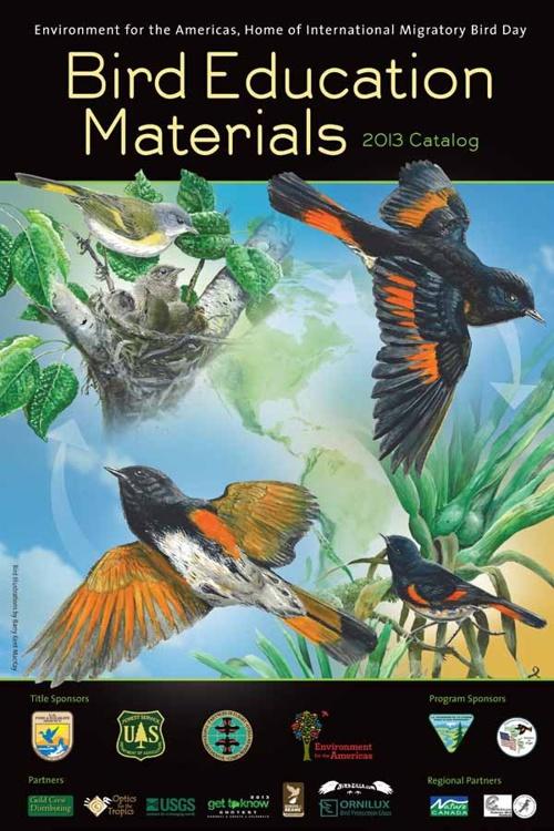 International Migratory Bird Day Catalog 2013