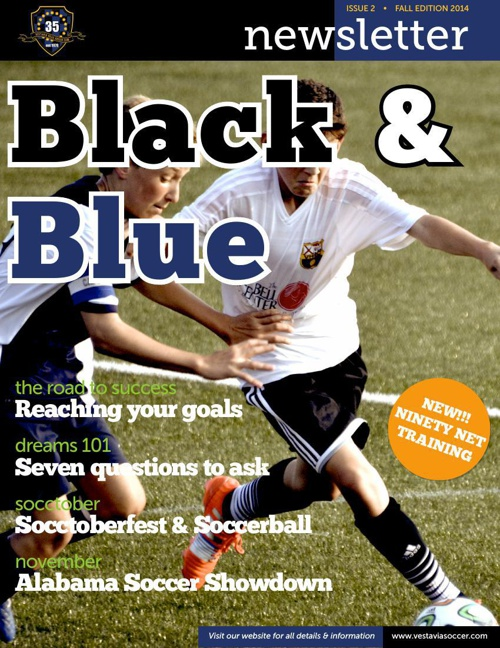 The Black & Blue - Issue 2